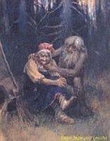 baba jaga, Baba Jaga – eine Gestalt der slawischen Mythologie