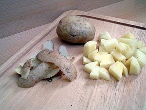 Kartoffel, Dupuytren