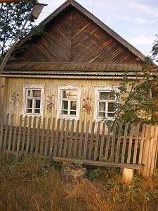 Russisches Bauernhaus Ural Pelmeni