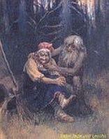 leschij, Leschij – der Geist des Waldes in der slawischen Mythologie
