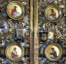 Kathedrale Newjansk Altarraum Kiewer Rus