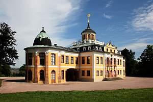 Schloss, Belvedere, Weimar