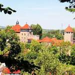 Schloss Elgersburg, Elgersburg, Ilm-Kreis, Thüringen