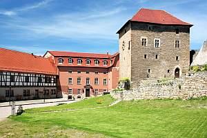 Wasserburg, Kapellendorf, Weimar